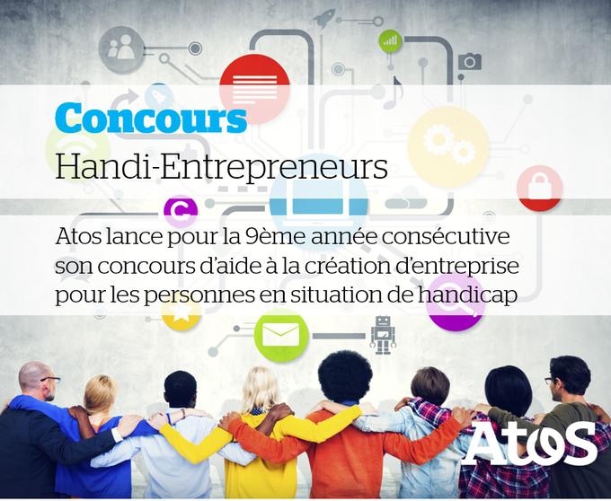 Dans 2 semaines clôture du concours #HandiEntrepreneurs! Ne perdez pas un instant !! https://...