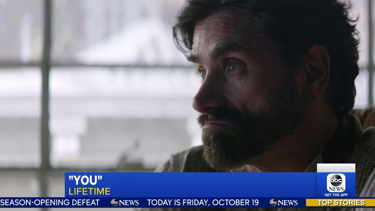 ".@JohnStamos talks about his new @lifetimetv thriller ""You'! https://t.co/fGlOt08B9m"