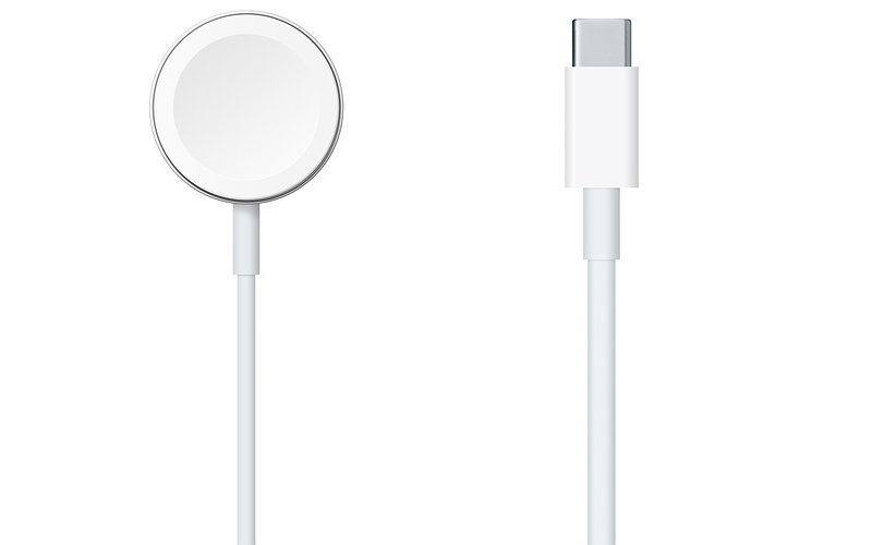 Apple on Friday debuted a 0.3m Apple Watch Magnetic Charger to USB-C Cable. The new cable is priced at $29 https://t.co/07qUSZ69W2