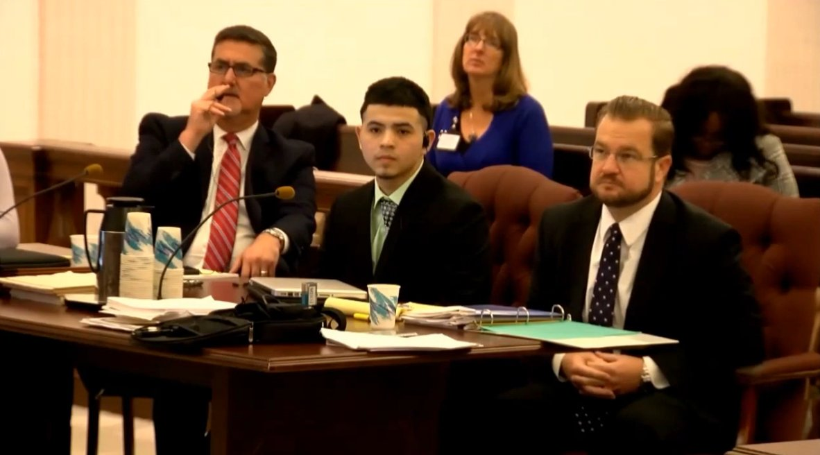 MS 13 Gang Member Found Guilty In Connection To Lynchburg Murder
