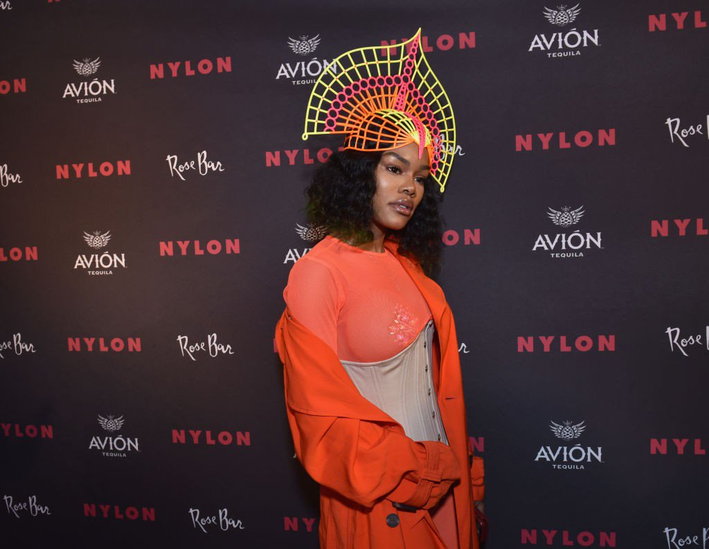 d30dcae4079 listen to teyana taylors remix of gonna love me featuring wu tang clan  members