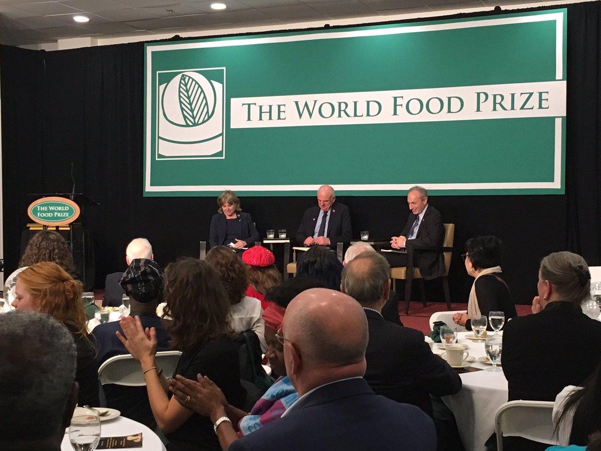 2018 Borlaug Dialogue International Symposium