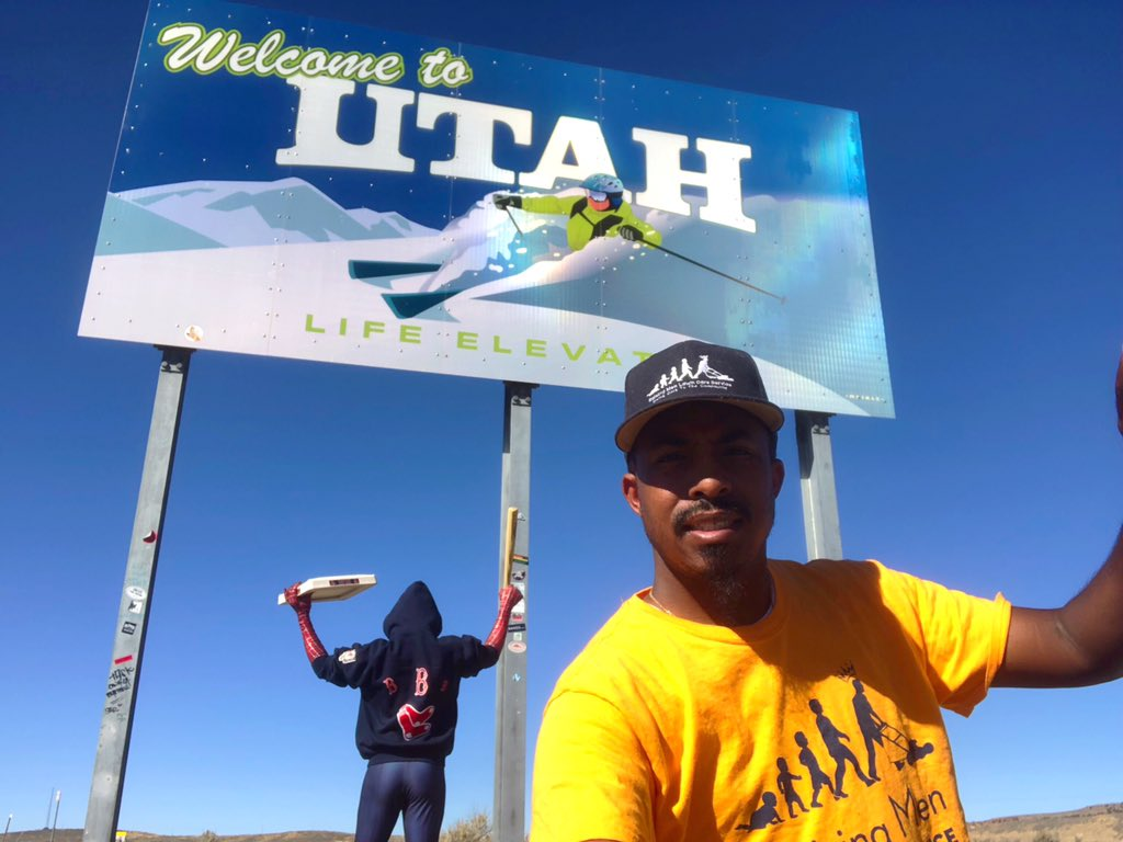 Hello UT. Headed to Salt Lake City then Phoenix,AZ. Looking for a lawn there . If you know of anyone elderly, disabled, a single mom or veteran in need of their lawn mowed for FREE text me. (256)-631-0346.
