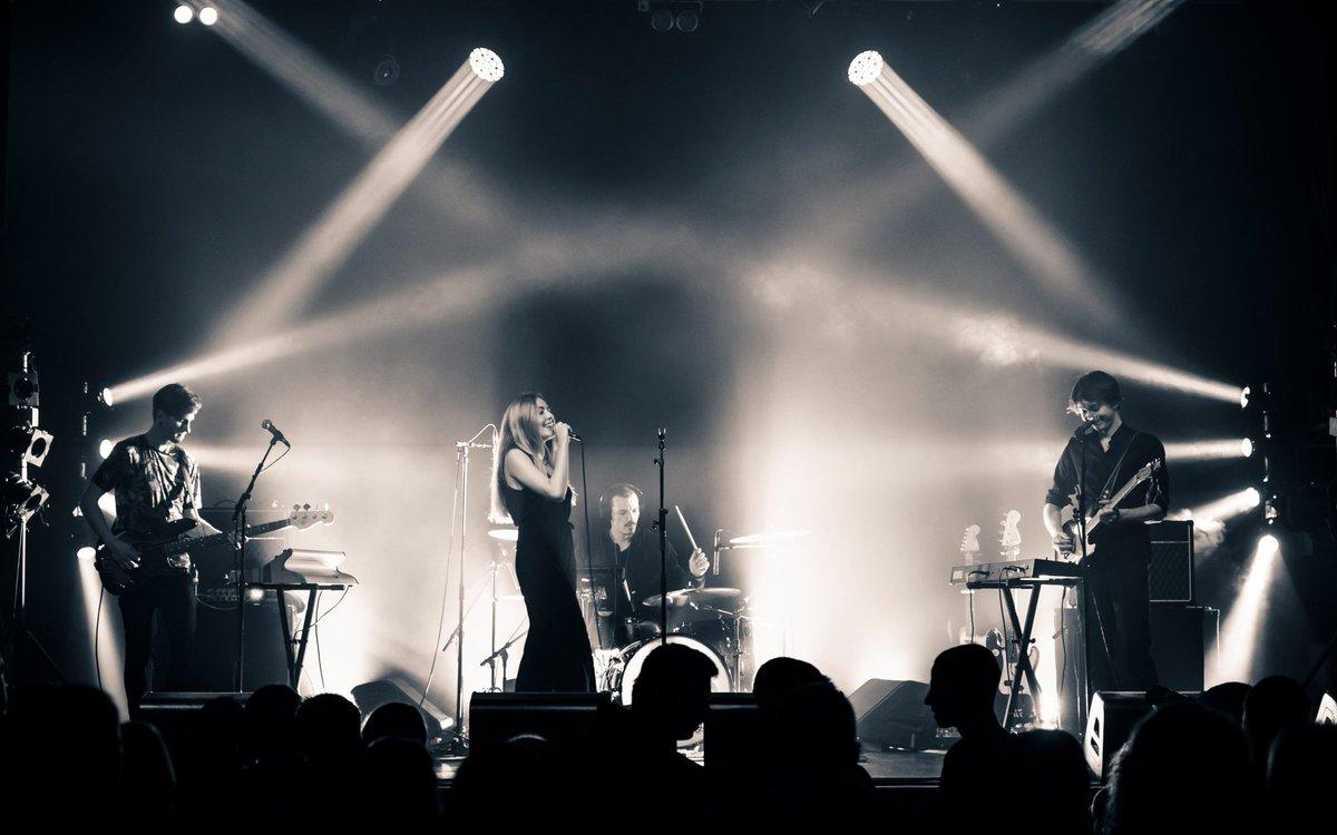 Live à @Le_Rio_Grande  1 | 12 Octobre 2018 | LUNAXY. Crédit photo: ©Antoine Aubry Photo #Indie #Pop #NuDisco #news #Video #clip #chill #live #picture  - FestivalFocus