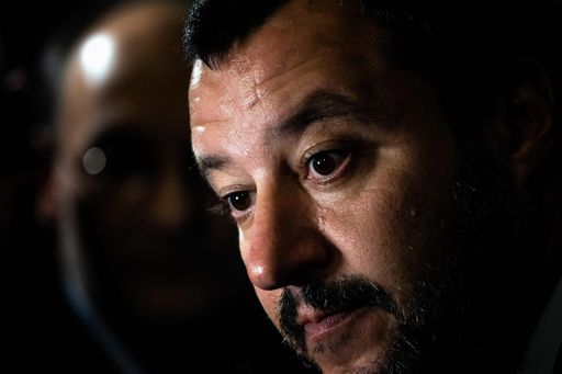 Salvini si arrabbia con i 5 stelle https://t.co/IpJby8qTPt