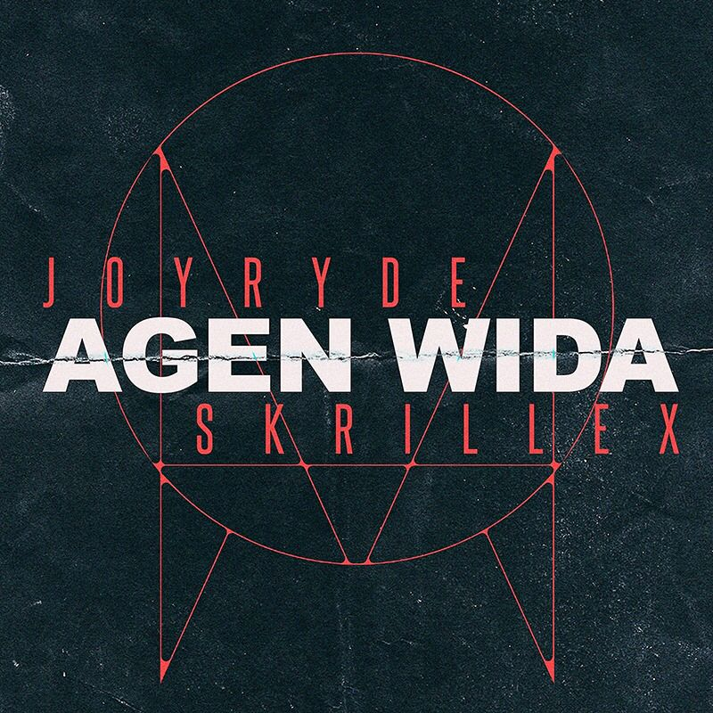 """🚨@Skrillex x @enJOYRYDE🚨 This track has been a long time coming as the two return to take over dance music once more with """"Agen Wida"""" dncgastrnt.co/sjwd"""