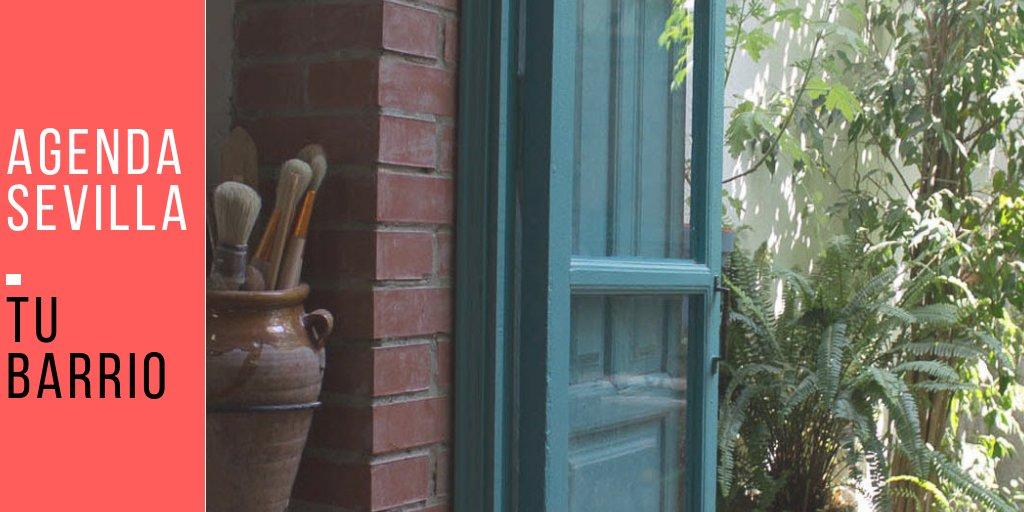 Visita a estudios y espacios artísticos en los barrios de Triana y Los Remedios con la @FunTresCulturas tresculturas.org/actividad/visi… @tubarriosevilla #tuDistrito #CulturaSev