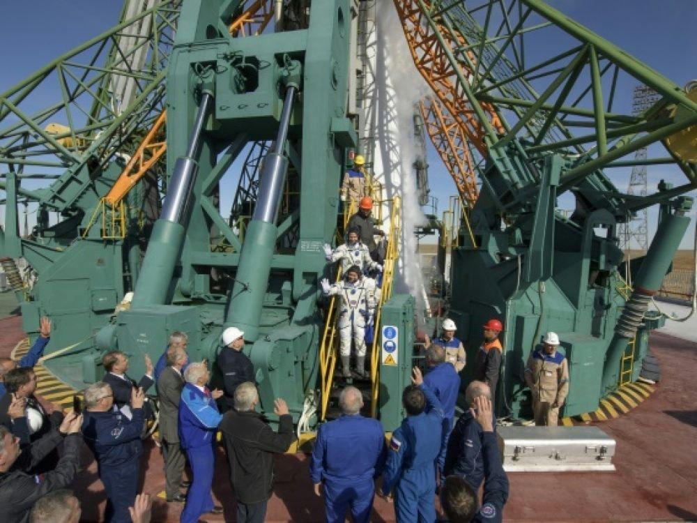 17/10 > Accident de la fusée #Soyouz : le témoignage des astronautes http://bit.ly/2AfyY18 #LaMethSci  - FestivalFocus