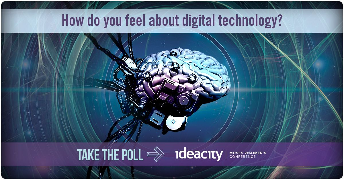 Did you catch the #GreatTechDebate featuring @PeterDiamandis & @dianefrancis1? Plus the amazing panel of experts: @salimismail, @RobNail @mfisheroverseas @ramonapringle @JimHarris & Sasha Grujicic! Watch, then tell us how you feel about #digitaltech & #AI bit.ly/2RZlr4z