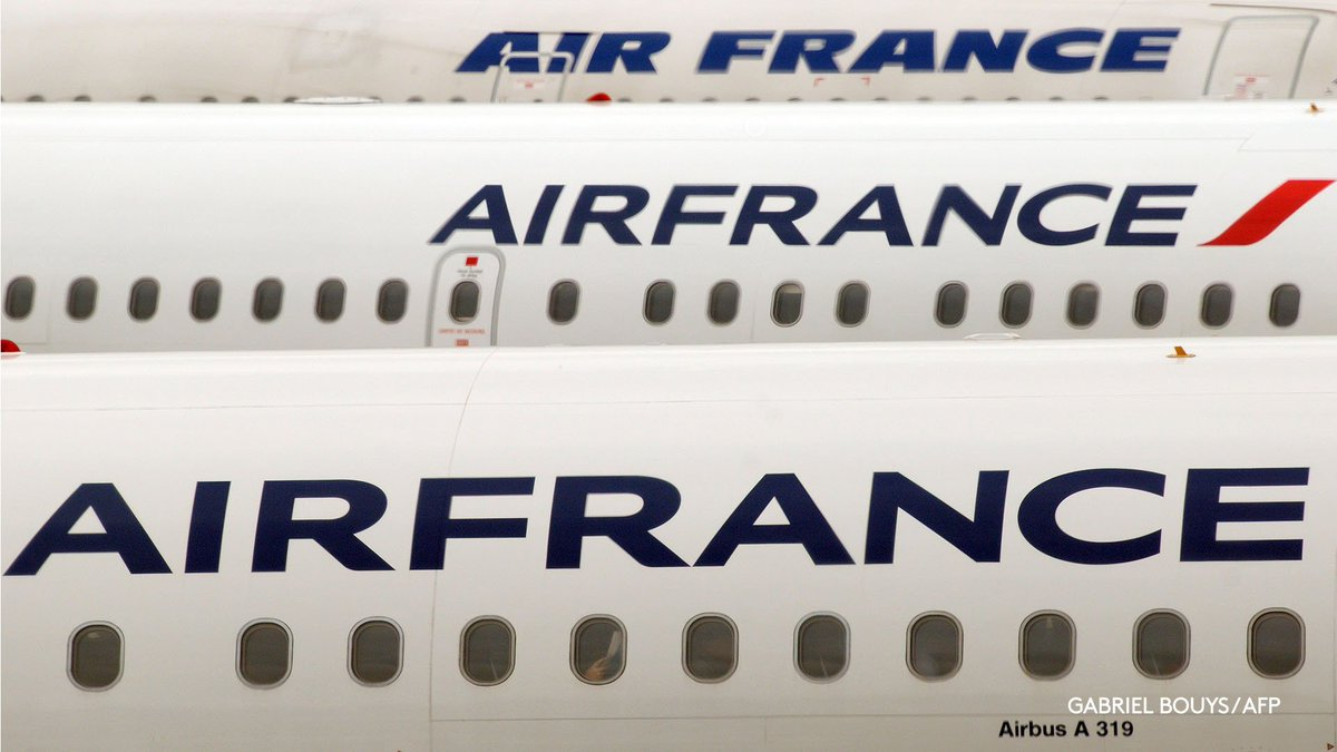 INFO FRANCE INFO / @isaraymond | Un accord salarial trouvé chez Air France https://t.co/nUSDDXNOcO