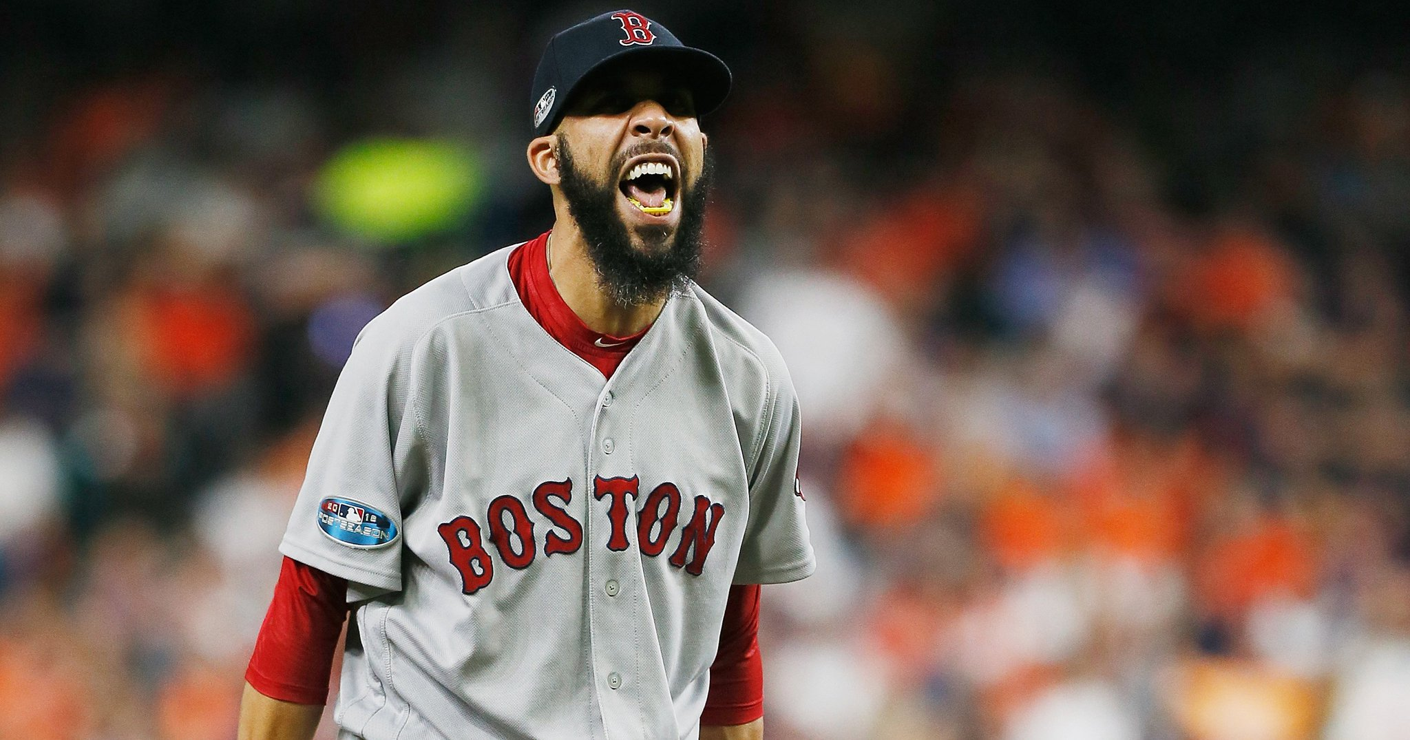 Alex Cora defends David Price from media criticism after Game 5 gem. https://t.co/DpqYPtMXrC https://t.co/RubLvWPDyR