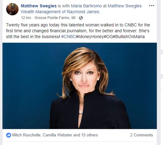 Dear Matthew  Thank you for this beautiful post. You made my night & I so appreciate it.  I can't believe you remembered this date.  I feel grateful.   Sending you my Best regards  M