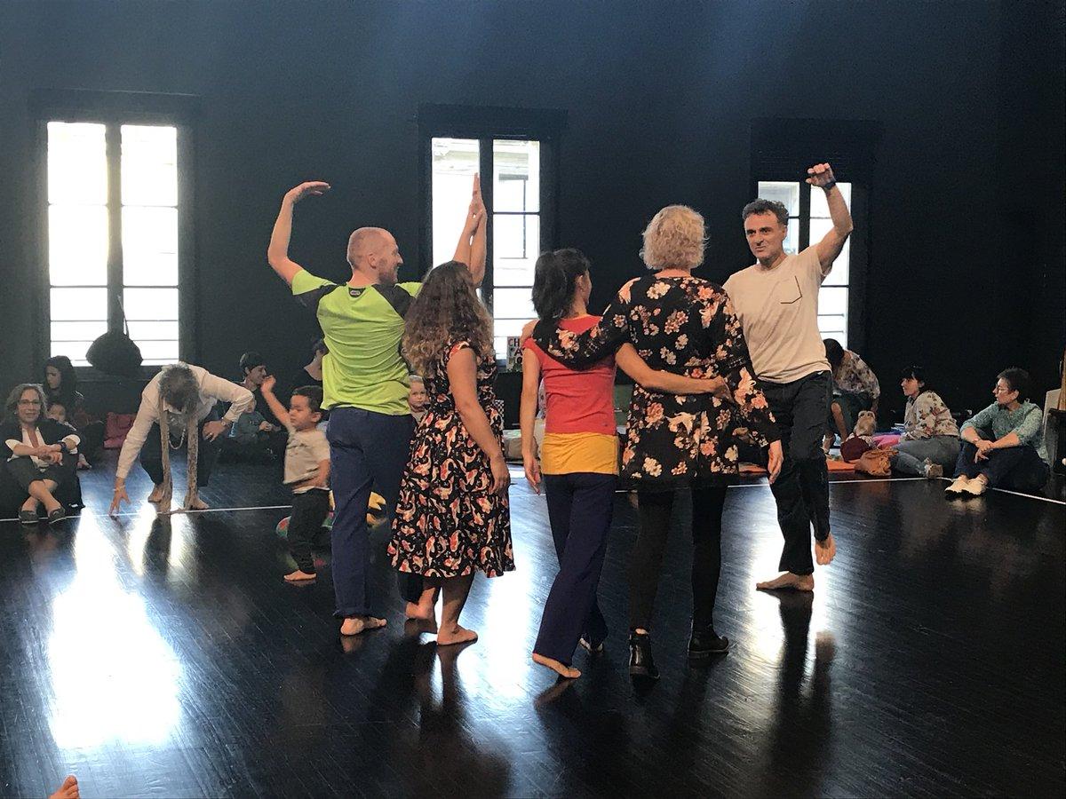 @OONMLR Chœur Dames avec Noëlle Geny et @VBLANV #eac #partage #petiteenfance #musique #danse @montpellier_ @ccn_montpellier @museefabre  - FestivalFocus