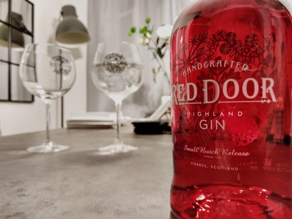 Red Door Gin's photo on #Internationalginandtonicday
