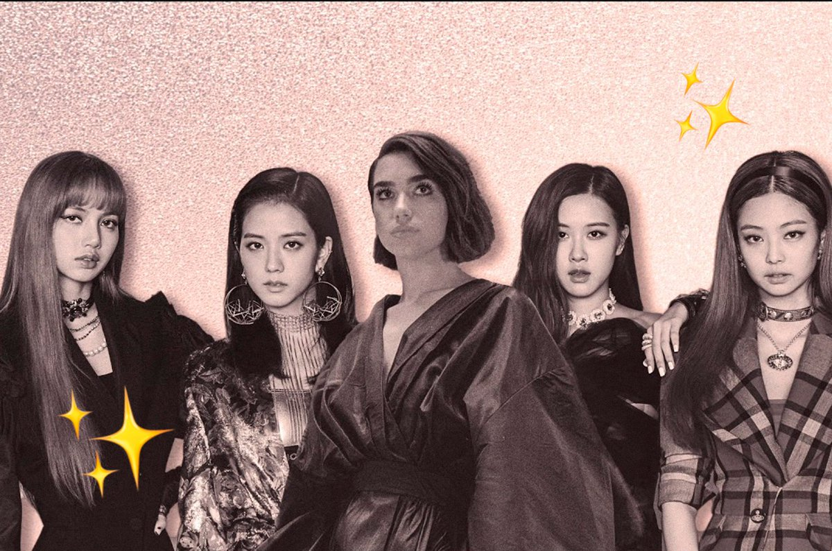 Kiss and Make Up: Dua Lipa lança parceria com grupo de k-pop BLACKPINK https://t.co/tmOVZeM50c