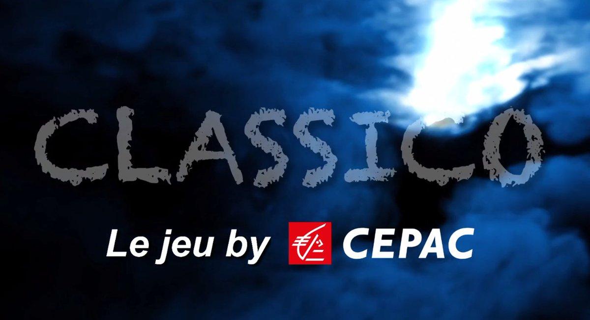 Pas de place pour #OMPSG ⚽️ ? La CEPAC Partenaire Premium de l @OM_Officiel vous en offre 2 🤘☺️, jouez en cliquant sur le lien et tentez votre chance ⚡️🔵⚪️ #TeamOM 👉 story.tl/om-paris Règlement : goo.gl/kGS3NG