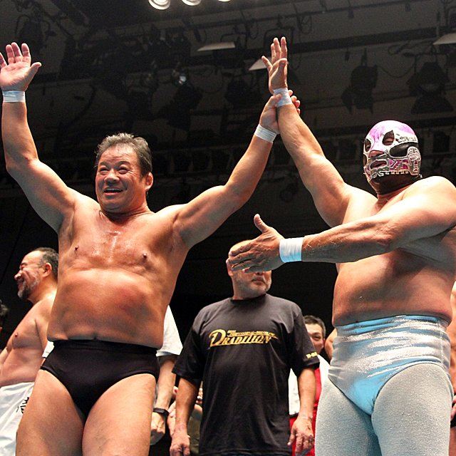 "Dradition:""The Revenge Tour"" El regreso de Canek a Japón 4"