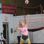 Image for the Tweet beginning: Volleyball: Lady Pioneers Sweep Ozark