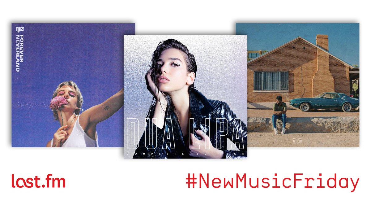 Last.fm's photo on #NewMusicFriday