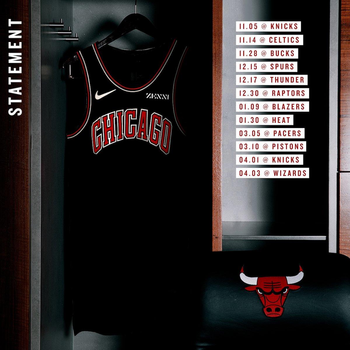 6c288bcdb6b Chicago Bulls on Twitter