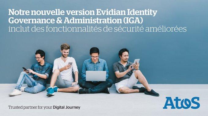 [#CyberSecMonth] Découvrez #Evidian Identity Governance & Administration nouvelle solution...