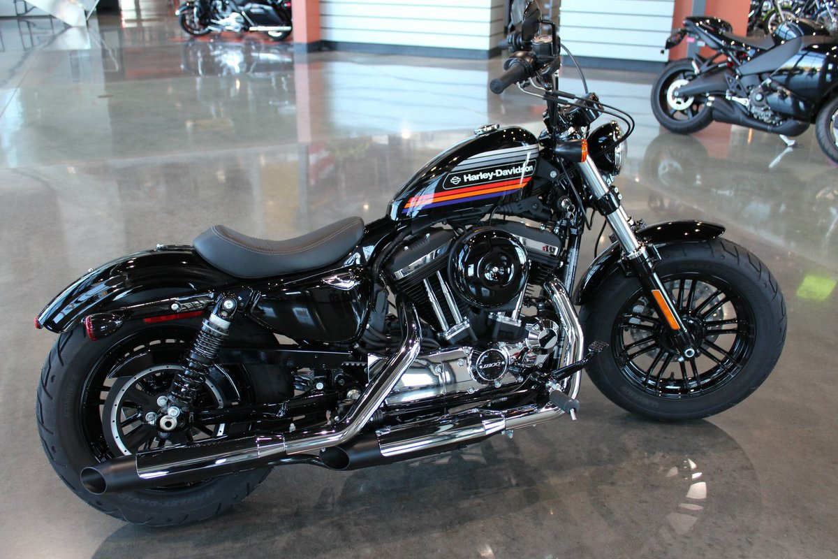 Conrad S Harley On Twitter New 2018 Harley Davidson Sportster 48 Special In Vivid Black With Retro Style Graphics 1200 Engine And Dark Custom Style Questions Call Our Sales Team