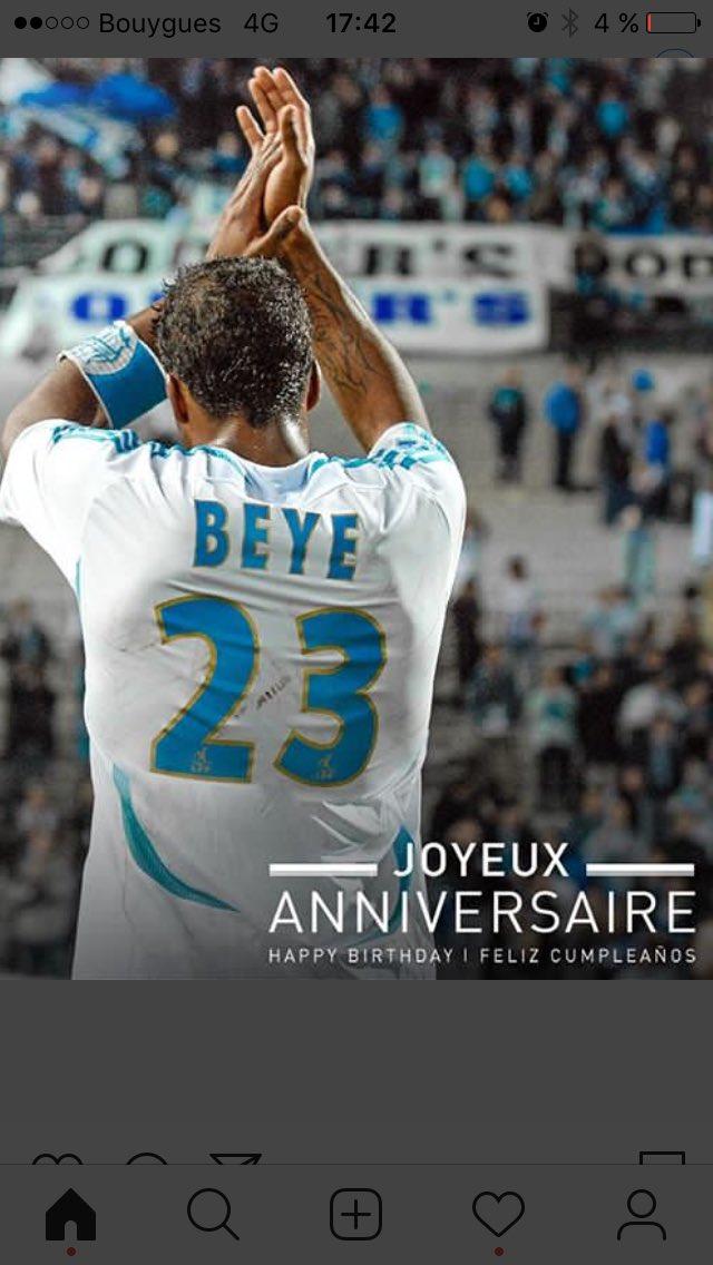 Joyeux anniversaire capitaine !!! Allez l\