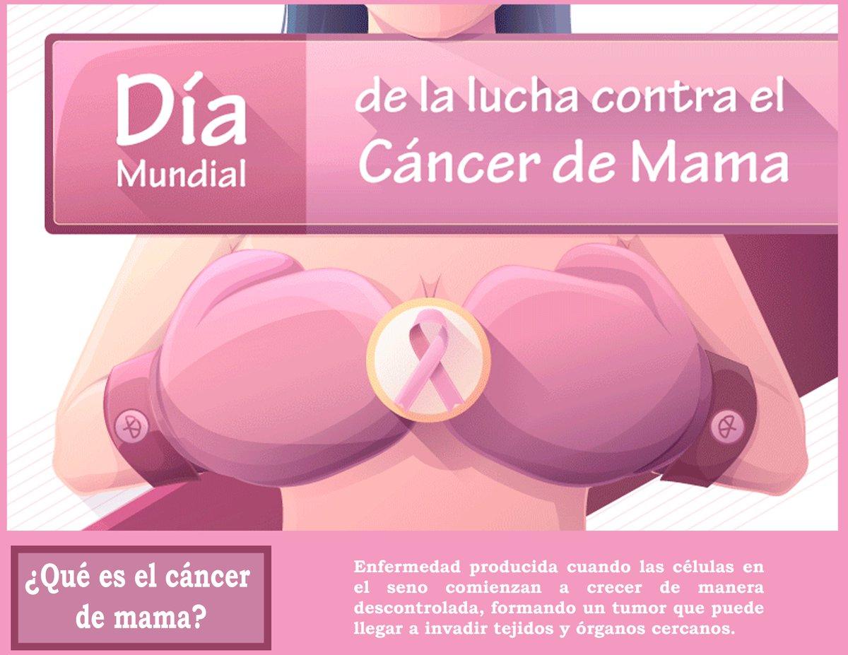 """""""Cuídate, Detectar y Prevenir el Cáncer de MAMA esta en tus manos""""  #DíaMundialdelCáncerDeMama #PrevenirEstaEnTusManos  #ChecateAcudeConTuMedico #OctubreRosa"""
