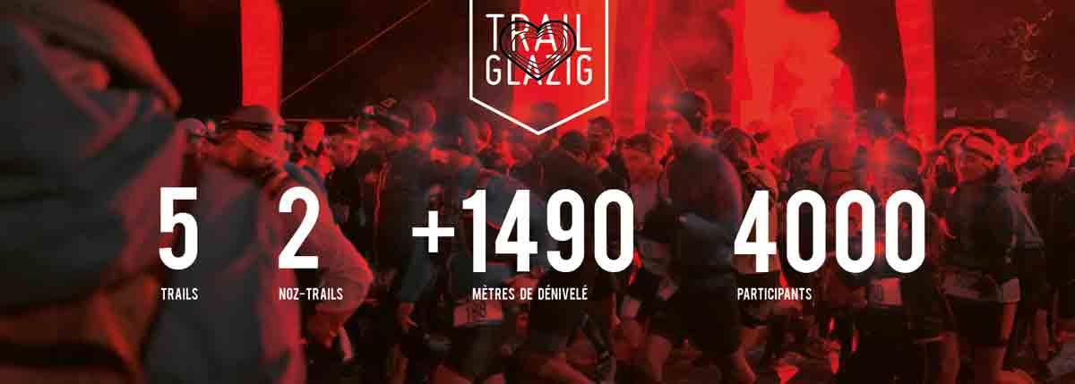 Prêt à vous lancer de nouveau défis ? Les inscriptions pour le #trail Glazig sont ouvertes. Avec cette année une surprise en mode safari sur les trails 26K et 56K ! https://t.co/sI0hhGy4Ag