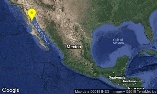 test Twitter Media - SISMO Magnitud 4.1 Loc  113 km al SURESTE de SAN FELIPE, BC 19/10/18 05:17:01 Lat 30.18 Lon -114.19 Pf 16 km https://t.co/HReAqE8jYl