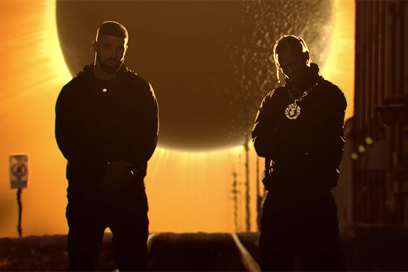 🚨🤮 SICKO MODE! Watch Travis Scott and Drake's new video 🚨🤮 https://t.co/kAiparV15Y