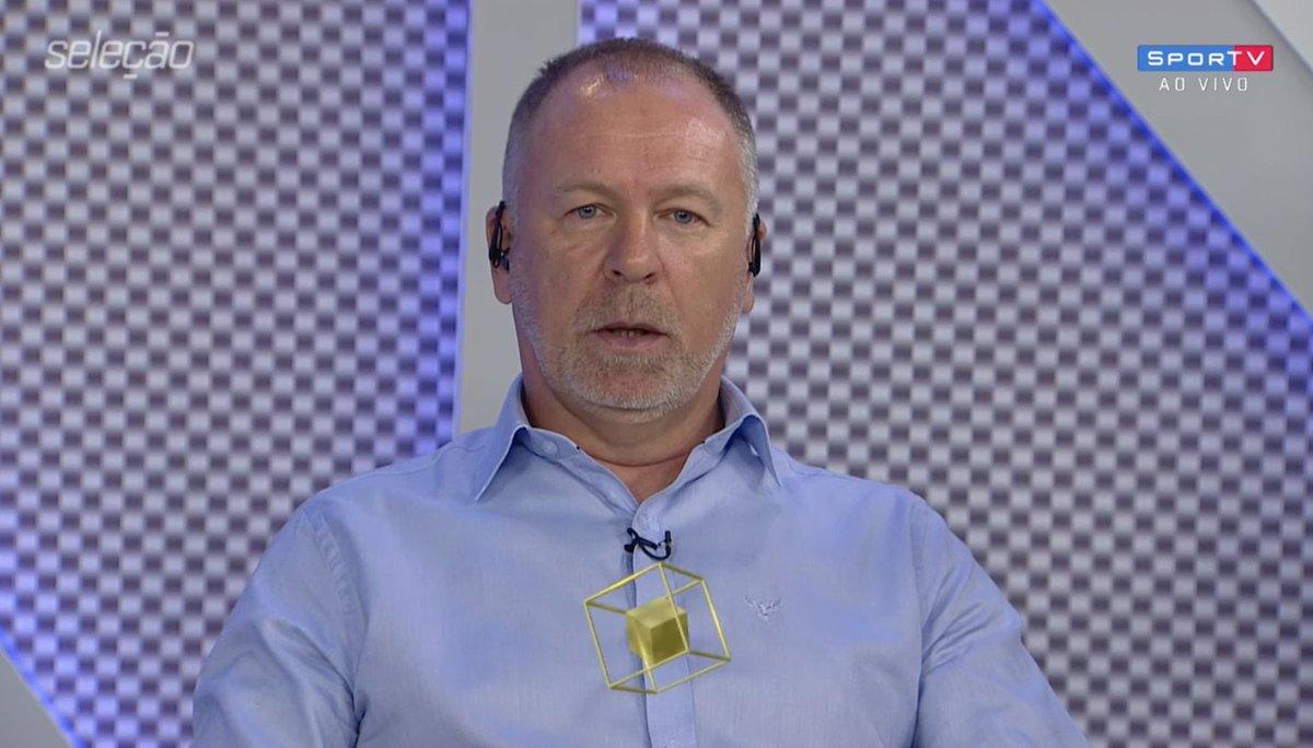 Professor Mano no #SelecaoSporTV