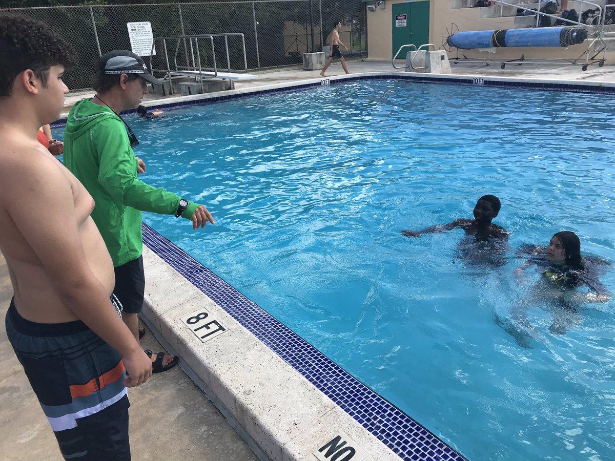 Biotech High On Twitter That A Wrap Swim Test 2018 Miamisup