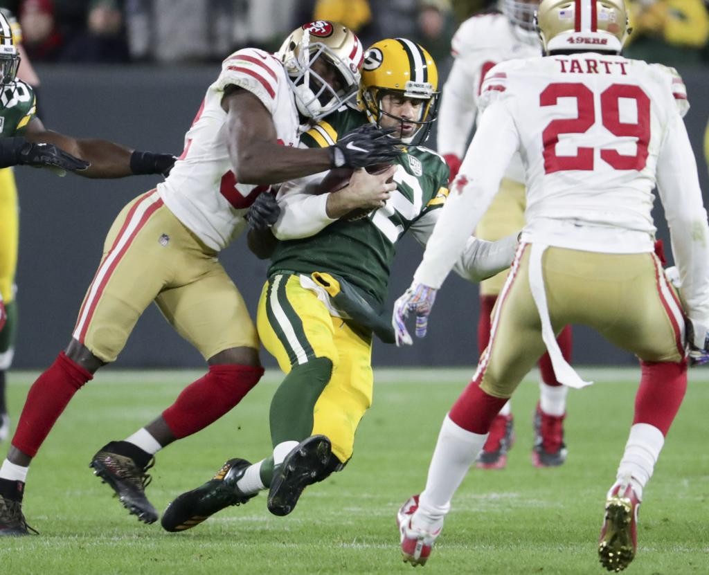 Packers search for offensive identity, greater balance post-bye https://t.co/JzTSOtU65L