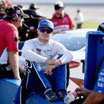 .@KyleLarsonRacin looks to race his way into the next round of the #NASCARPlayoffs this weekend @kansasspeedway!