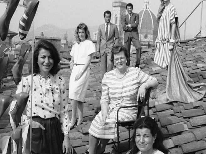 Lutto nella moda: è morta  a Firenze Wanda Ferragamo https://t.co/XIgwjf0KFi