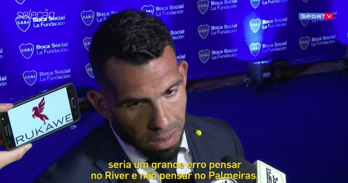 Muito respeito pelo Palmeiras!  #SelecaoSporTV
