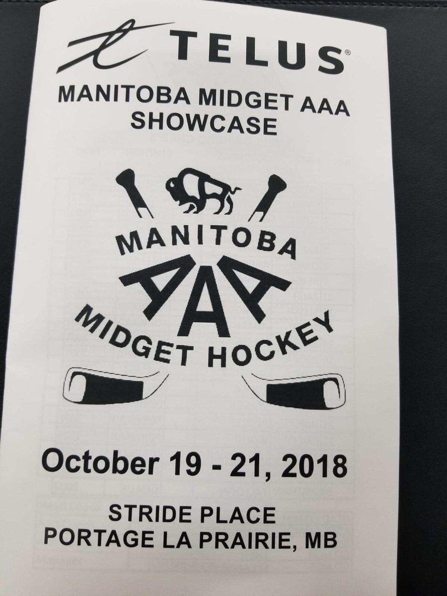 Manitoba midget aaa