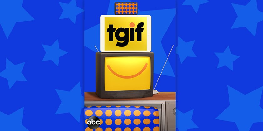 TGIF! Now you can play the #TGIF deck in @HeadsUp! #ThanksSponsor ellen.tv/HeadsUp