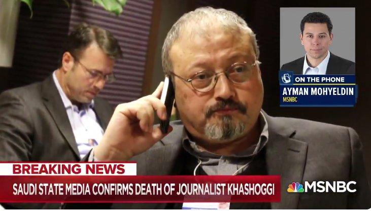 Saudi Arabia Admits Jamal Khashoggi Is Dead [VIDEO] - is.gd/kzzpWr