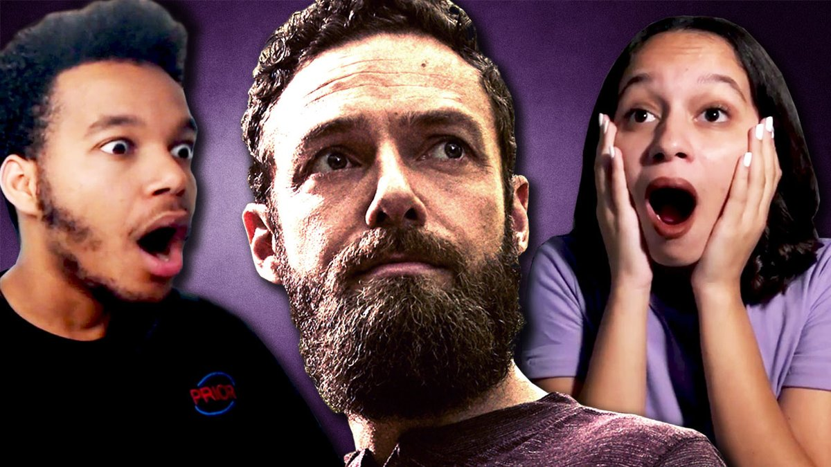 WATCH: Fans like you react to the latest bonkers episode of @TheWalkingDead in our new compilation: bit.ly/902React