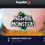 Image for the Tweet beginning: 🎰 New TonyBet Casino No