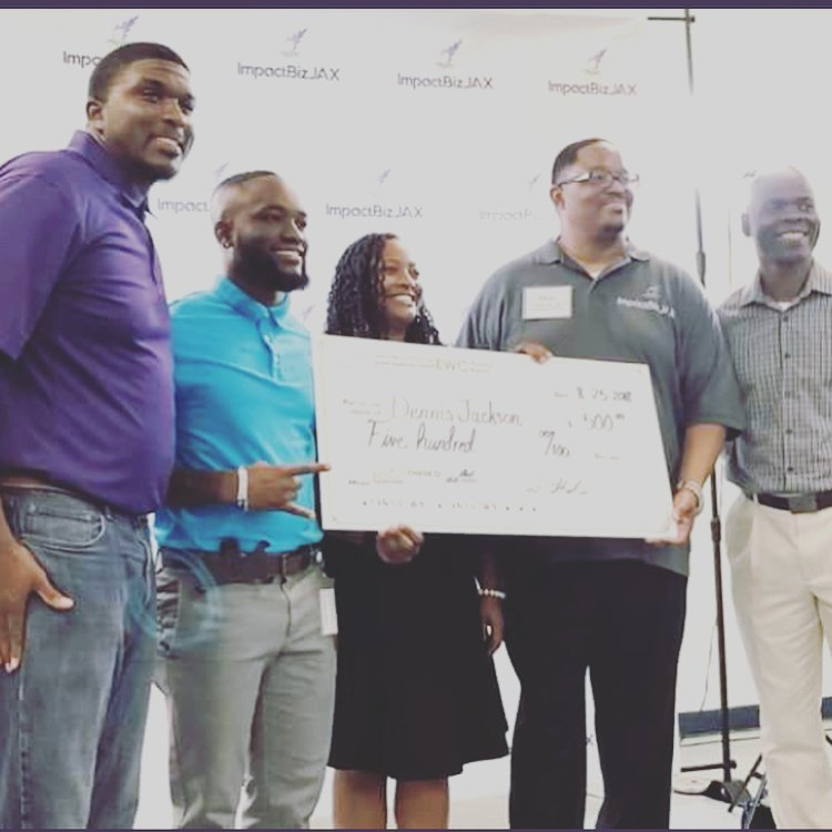It is always a great feeling helping students start their own businesses. The village concept is so important. Instead of complaining what young people are not doing, help them get started and a good foundation. lnkd.in/eezNdge @ewctigers @GoodBlackMen #HBCU