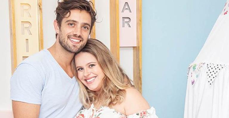 Mariana Bridi conta sentir ciúmes do marido, Rafael Cardoso: ''Pra quê você tá curtindo essa foto?''. Confira! https://t.co/Xli3OFDnWM