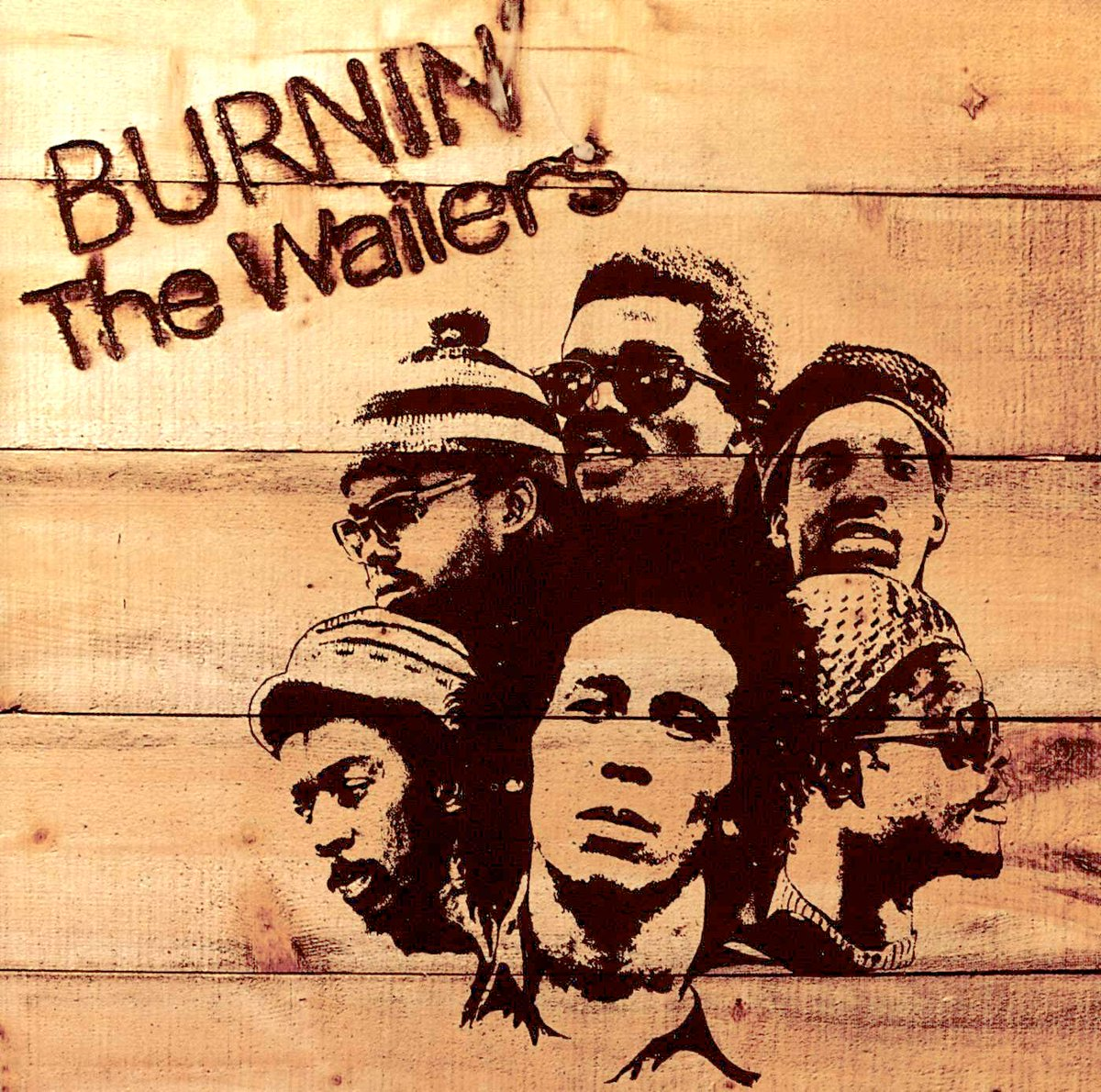 On this day in 1973, The Wailers released #Burnin to the world. #todayinbobslife Stream the album 🎧 smarturl.it/bm_burnin