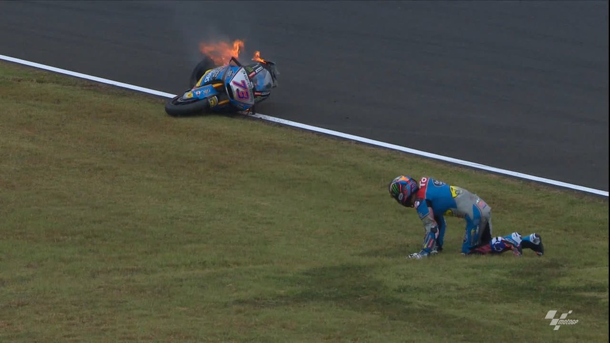 MotoGP™🇯🇵�'s photo on Flames