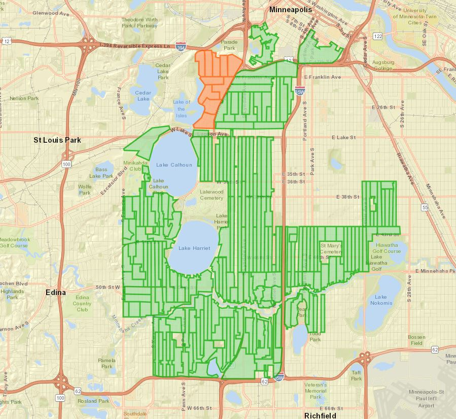 Usi Fiber On Twitter We Are Currently Experiencing An Outage In - Us-internet-minneapolis-fiber-map