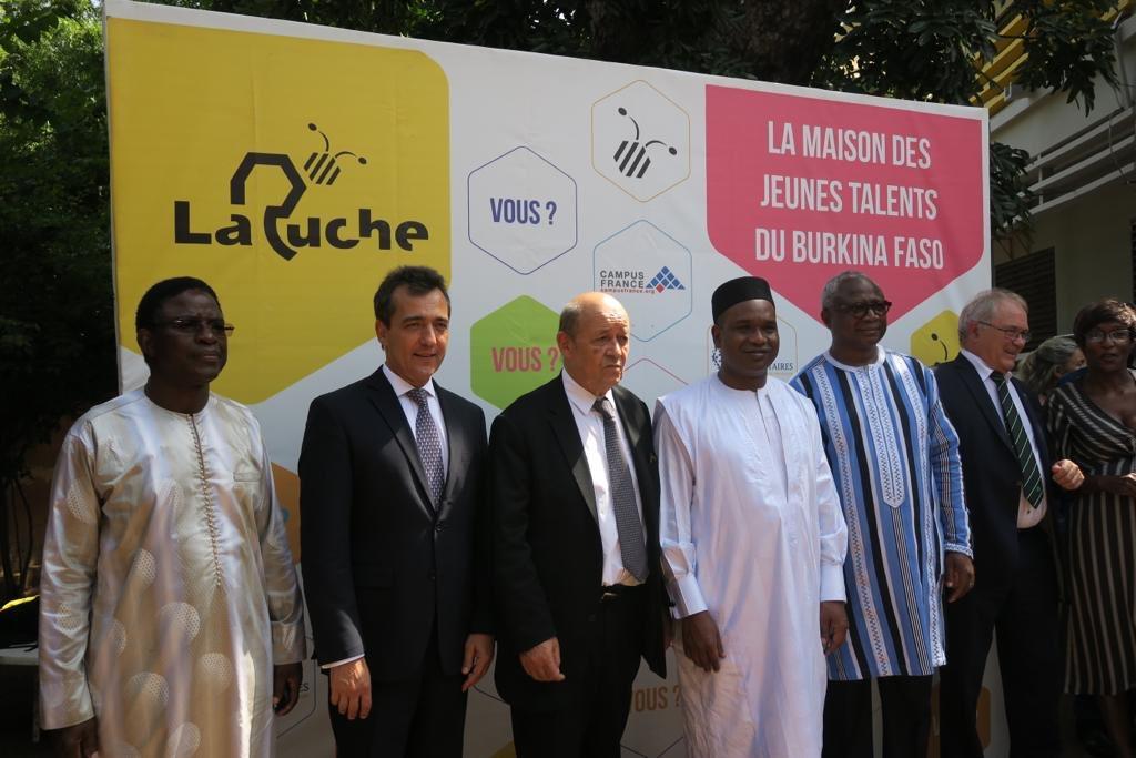Rencontres à Ouagadougou