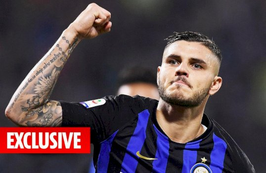 Chelsea news: Mauro Icardi top transfer target to replace Alvaro Morata in January transfer window with Patrick Cutrone an alternative todaynews.news/2018/10/19/che…