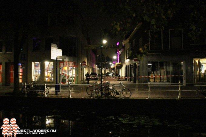 Weer aanhouding voor geweldsincident Delft https://t.co/CjR5nL49aH https://t.co/9yDiGMVs3d